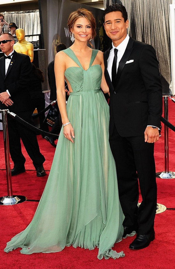 Maria Menounos - 84th Annual Academy Awards - 26th February, 2012