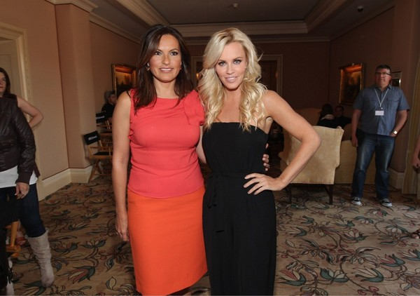 Mariska Hargitay - NBC Universal Summer Press Day - 18th April, 2012