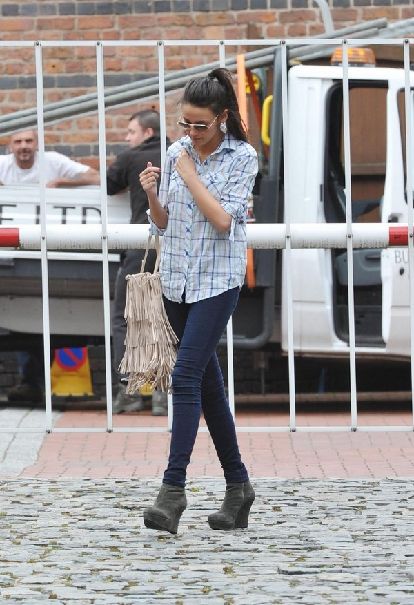 Michelle Keegan - Out & About at Manchester - 9th May, 2012