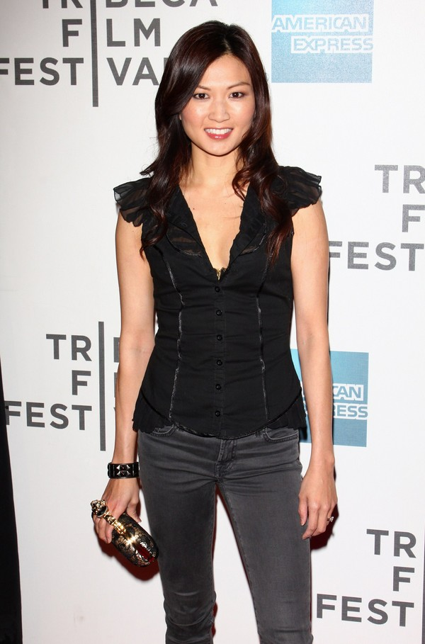 Michelle Krusiec - Knife Fight Premiere During 2012 TFF - 25th April, 2012