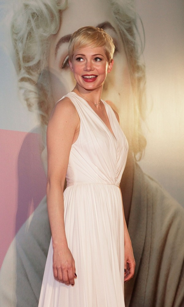 Michelle Williams - My Week with Marilyn premiere in Japan - 13th March, 2012