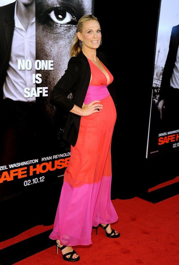 Molly Sims - Safe House premiere in New York - 7th Feb, 2012