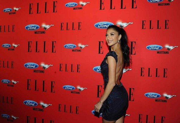 Nicole Scherzinger - ELLE Women In Music event in Hollywood - 11th April, 2012