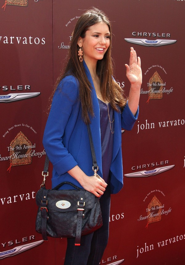 Nina Dobrev - 9th Annual Stuart House Benefit in Los Angeles - 11th March, 2012