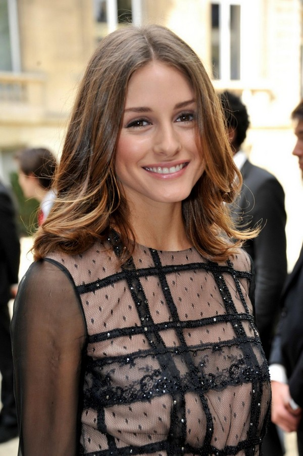 Olivia Palermo at Valentino Fashion Show - PFW - July 06, 2011