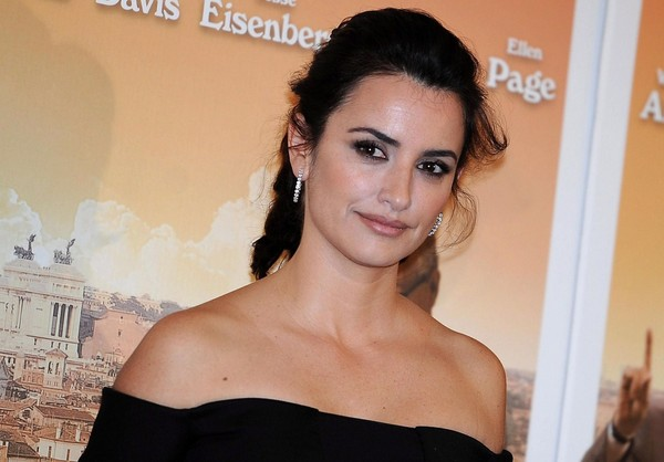 Penelope Cruz - To Rome With Love Photocall - Rome, Italy - 13th April, 2012