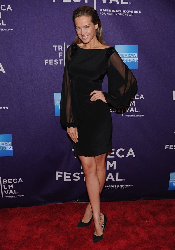 Petra Nemcova - 'Russian Winter' Premiere, 2012 Tribeca Film Festival - 20th April, 2012