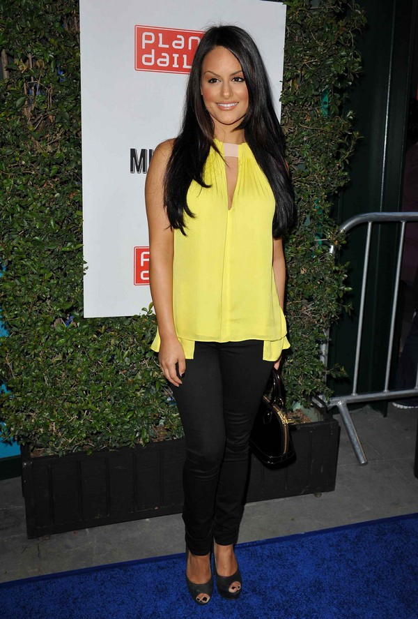 Pia Toscano - Planet Dailies and Mixology 101 Grand Opening in LA - 5th April, 2012
