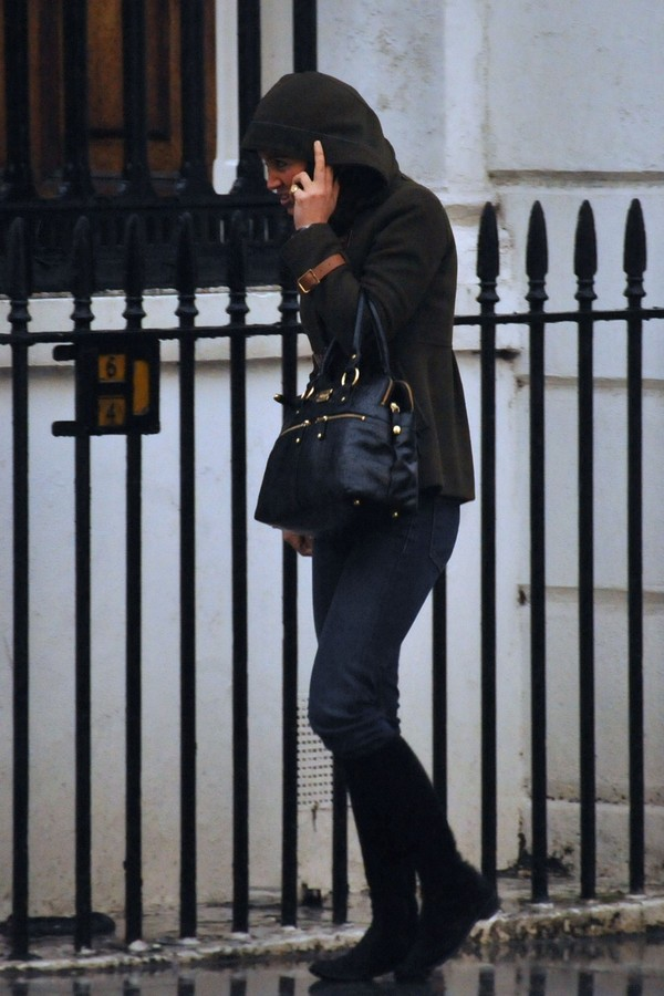 Pippa Middleton - Out & About in London - 1st May, 2012