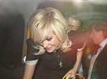 Pixie Lott - The Lion pop-up restaurant launch Party - London - 26th April, 2012