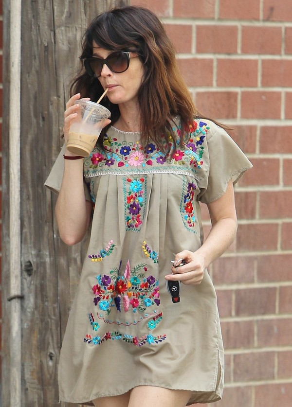 Robin Tunney at Gym Studio City - 5th March, 2012