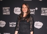 Saffron Burrows at West Coast Debut Of The 24 Hour Plays, Santa Monica