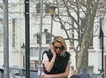 Sarah Harding Out and About in Primrose Hill - 1st March, 2012