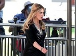 Sarah Michelle Gellar Films Ringer in LA - Aug 01, 2011