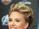 Scarlett Johansson - The Avengers premiere in Hollywood - 11th April, 2012
