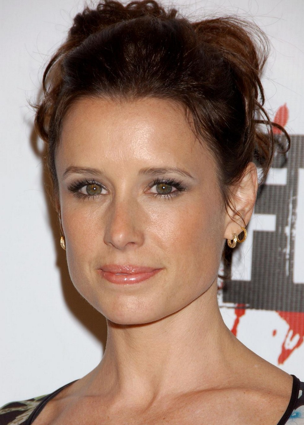 Shawnee smith at fearnet launch party photos funrahi