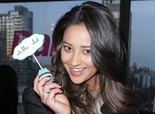 Shay Mitchell Looks Amazing at Daily Style Sessions in NY - 13th February, 2012