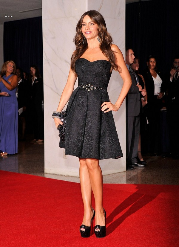 Sofia Vergara - 2012 White House Correspondents Dinner - 28th April, 2012