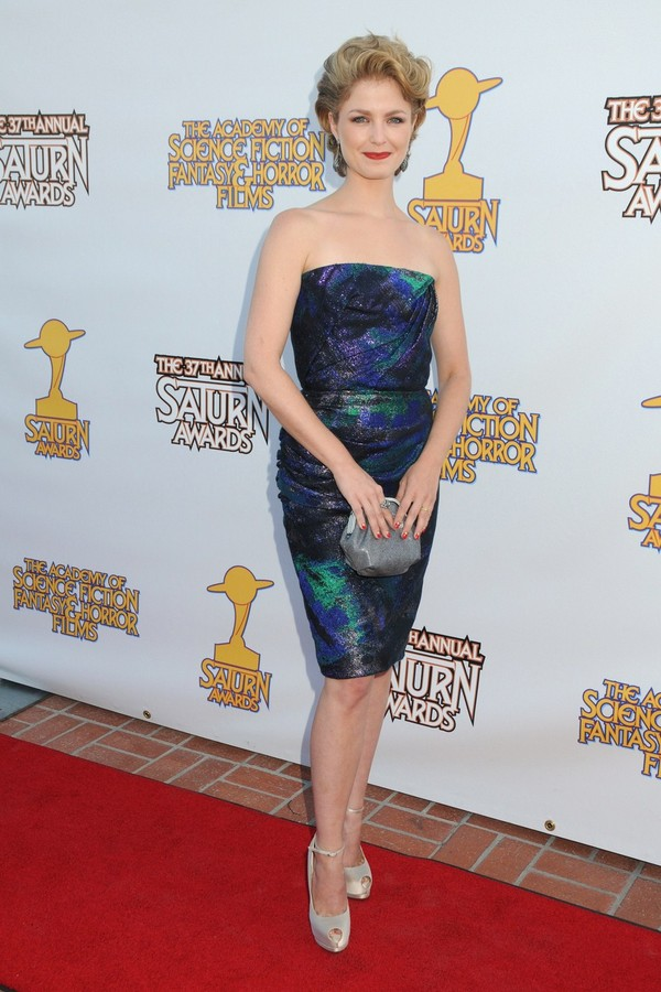 Whitney Able at Saturn Awards - June 23, 2011