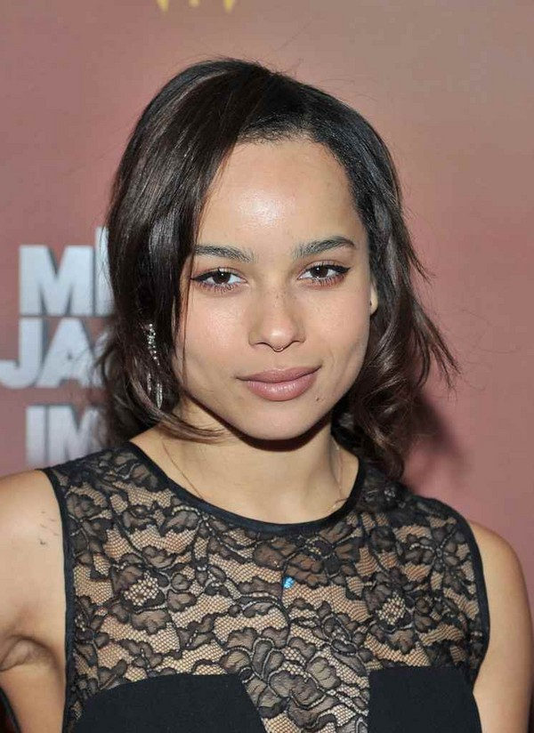 Zoe Kravitz - Cirque Du Soleil The Immortal World Tour in NY - 3rd April, 2012