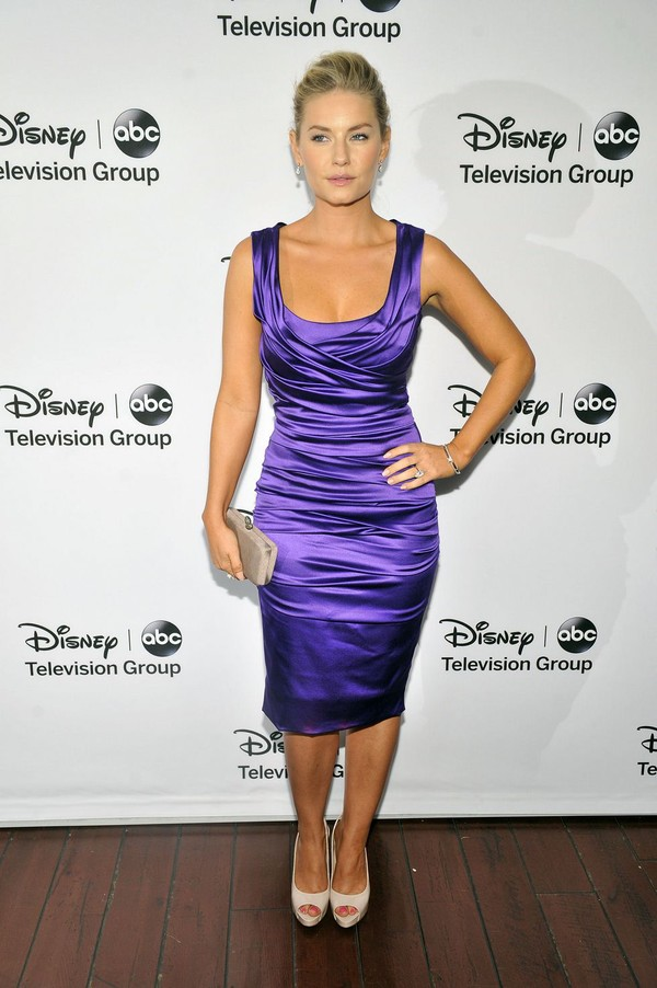 Elisha Cuthbert at 2013 TCA Winter Press Tour Disney ABC Gala in Pasadena