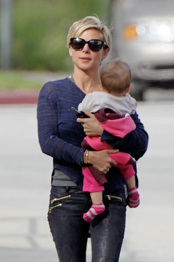 Elsa Pataky out in LA on March 20, 2013