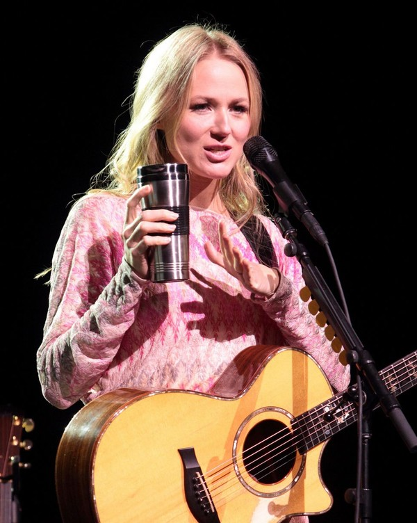 Jewel Kilcher performing Live in Lancaster, PA on March 14, 2013