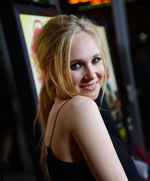 Juno Temple at 'The Brass Teapot' Screening In Hollywood on March 21, 2013