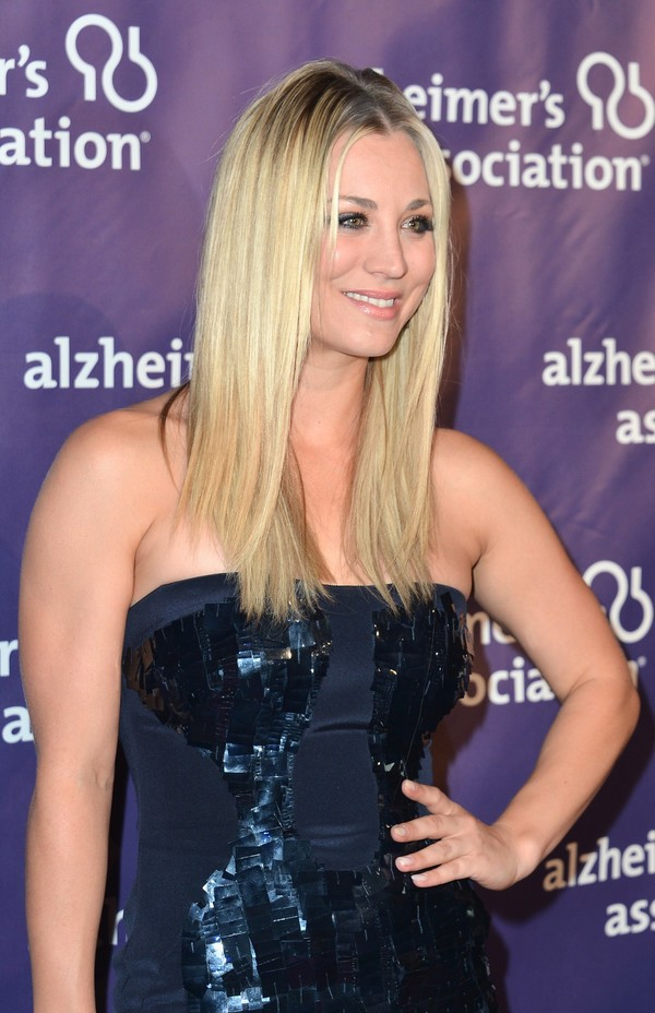 Kaley Cuoco at 21st Annual 'A Night At Sardi's' Gala in Beverly Hills