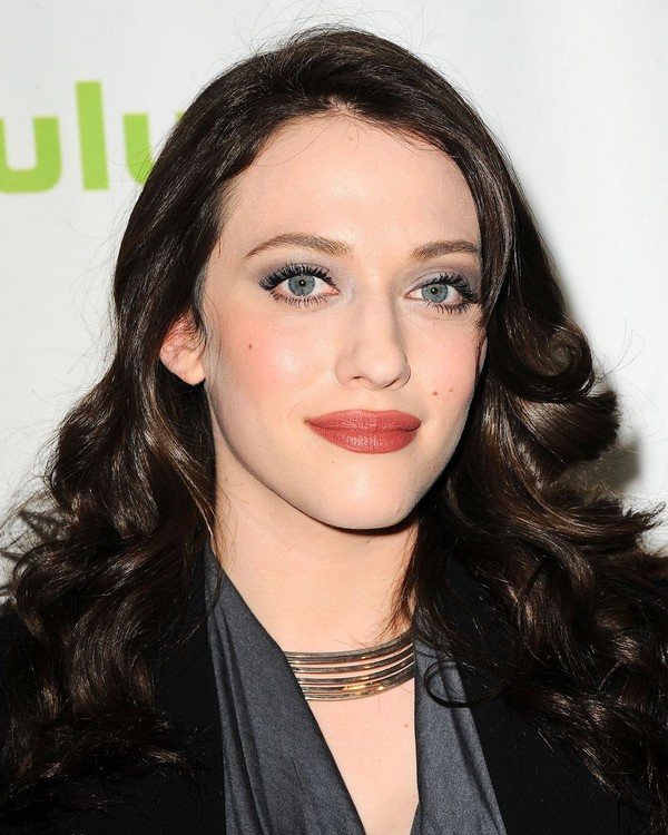 Kat Dennings at PaleyFest 2013, honoring '2 Broke Girls' in Beverly Hills on March 14, 2013