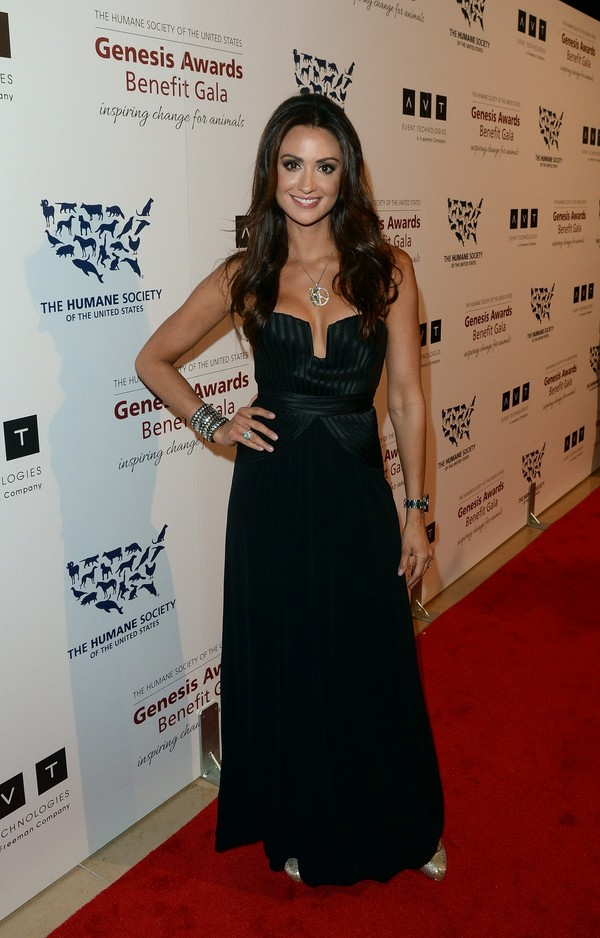 Katie Cleary at 2013 Genesis Awards Benefit Gala in Beverly Hills on March 23, 2013