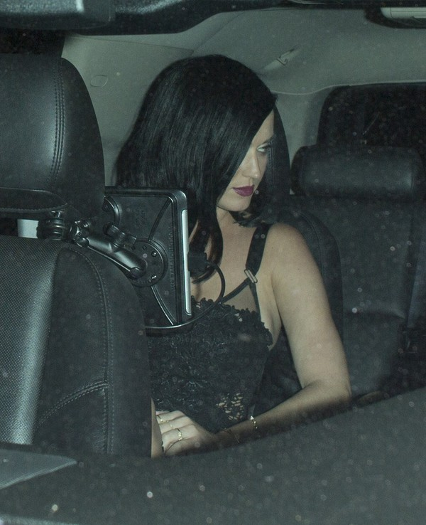 Katy Perry leaving the Chateau Marmont in West Hollywood on March 23, 2013