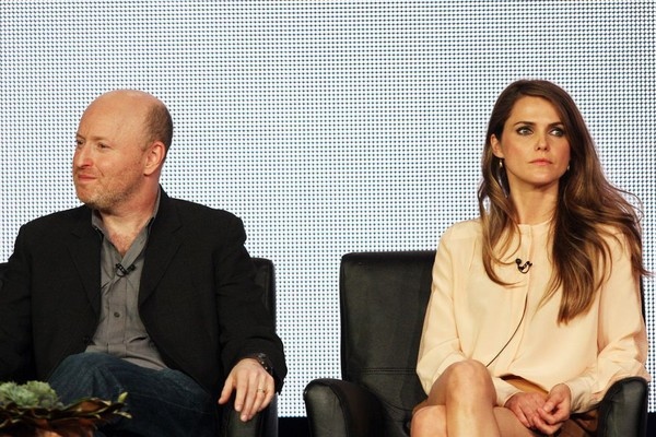 Keri Russell at FX Network 2013 Winter TCA Tour in Pasadena