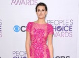 Lea Michele at 39th Annual People's Choice Awards in LA