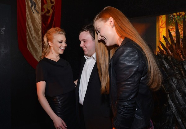 Sophie Turner at 'Game Of Thrones' - The Exhibition New York Opening on March 27, 2013