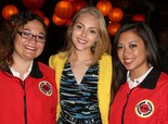 AnnaSophia Robb at City Los Angeles' Spring Break Destination Education in Culver City on April 20, 2013