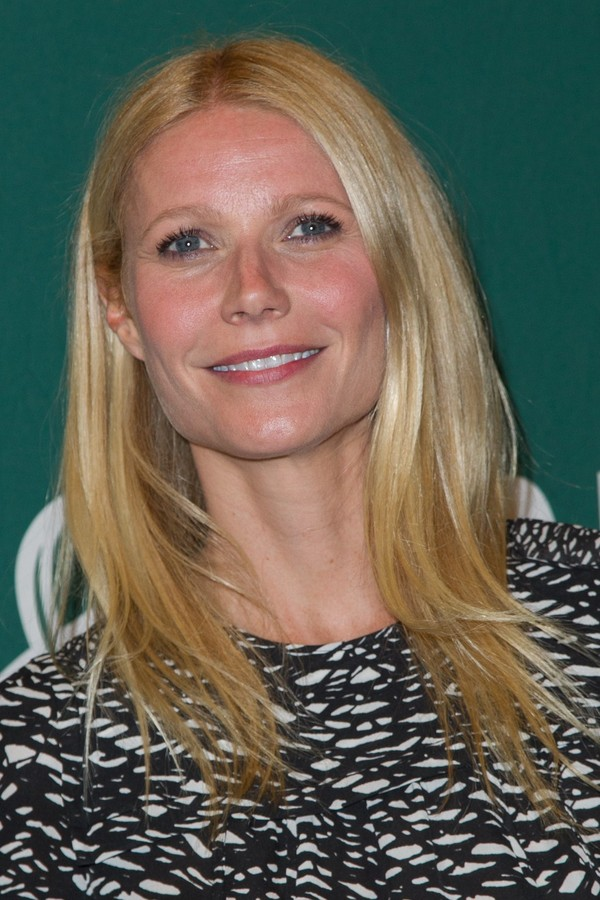 Gwyneth Paltrow at her New Book Signing at Barnes & Noble at The Grove in LA on April 3, 2013