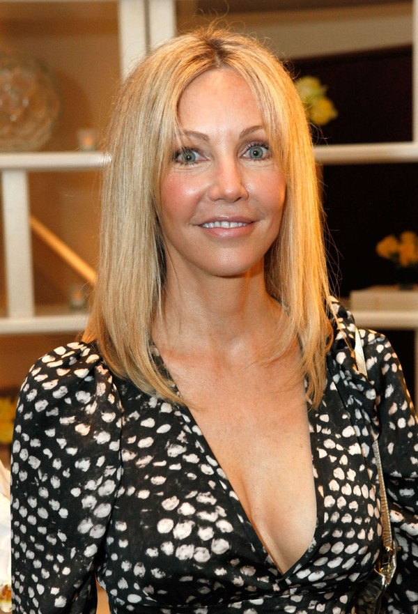 Heather Locklear at Fendi Casa Event in Los Angeles on April 4, 2013