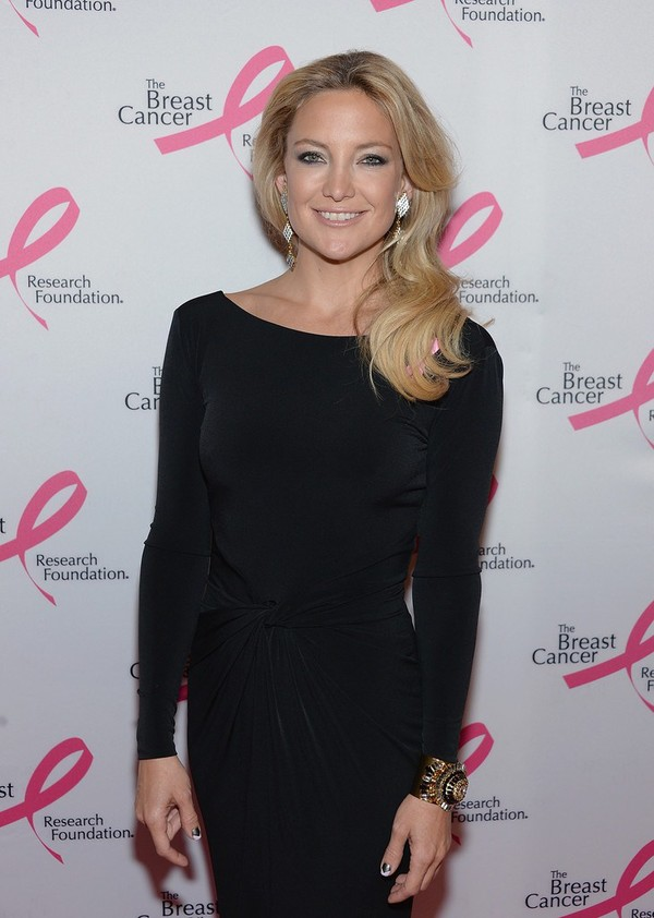 Kate Hudson at 2013 Hot Pink Party in New York on April 17, 2013