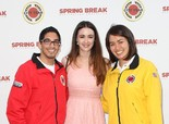Madeline Zima at City Year L.A. Spring Break Destination Education in Culver City on April 20, 2013