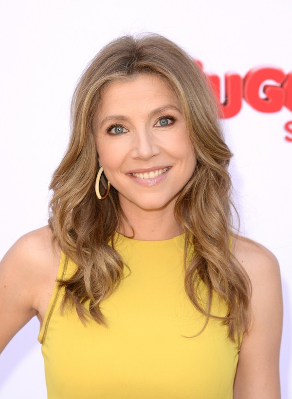 Sarah Chalke at the Baby2Baby Mother's Day Garden Party in LA on April 27, 2013