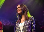 Victoria Justice at the House of Blues in L.A. on April 1, 2013