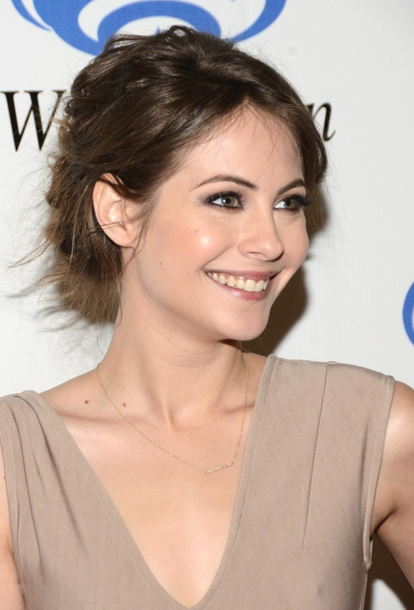 Willa Holland at 2013 WonderCon - Day 3 at the Anaheim Convention Center in Anaheim on March 31, 2013