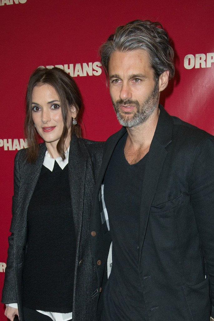 Winona Ryder at 'Orphans' Premiere in New York City on April 18, 2013