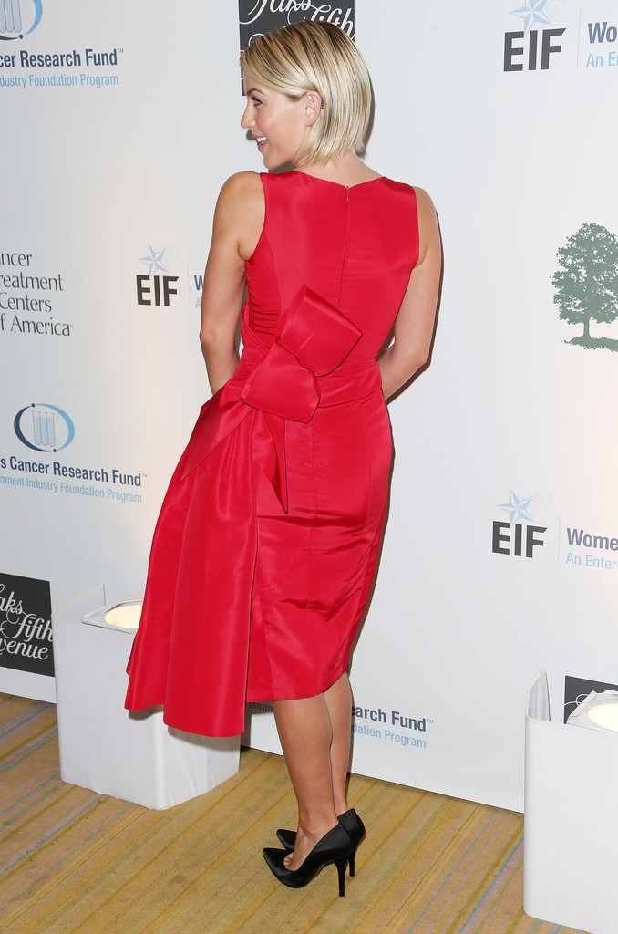 Julianne Hough at 16th Annual 'An Unforgettable Evening' in Beverly Hills on May 2, 2013