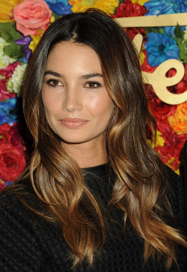 Lily Aldridge at Launch of L'Icona highlighting the 35th Anniversary of Vara, New York City on April 30, 2013