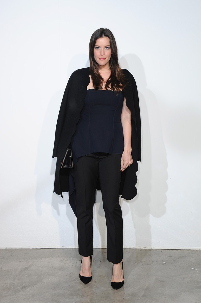 Liv Tyler at Dior Cruise Collection 2014 Show in Monaco on May 18, 2013
