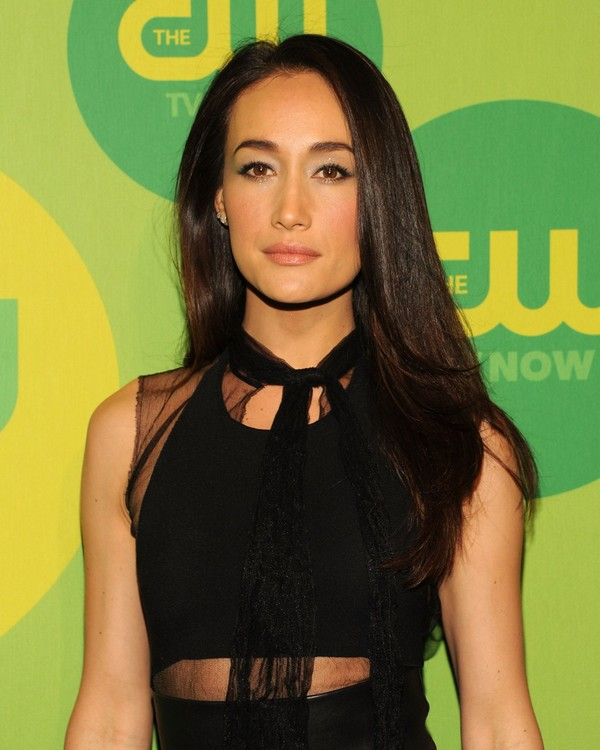 Maggie Q at The CW 2013 Upfront Presentation NYC on May 16, 2013