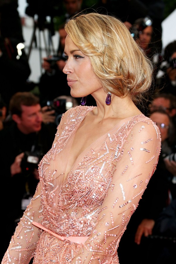 Petra Nemcova at 'All Is Lost' Premiere at the 66th Cannes Film Festival on May 22, 2013