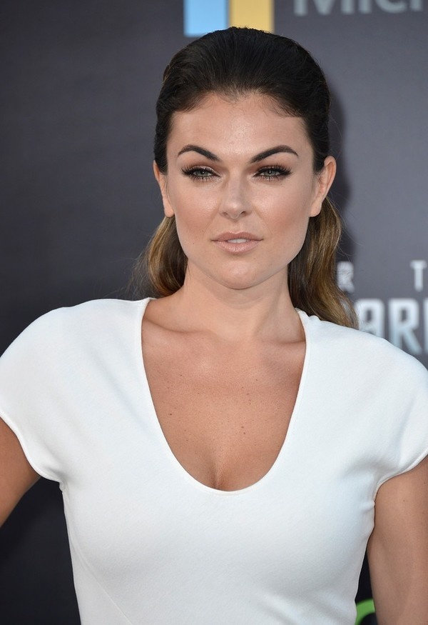Serinda Swan at 'Star Trek Into Darkness' Premiere in Hollywood on May 14, 2013